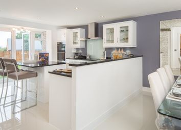 "Thumbnail 5 bed detached house for sale in ""Moorecroft"" at Swallow Way, Cullompton"