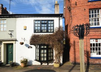 Thumbnail 2 bed end terrace house for sale in High Street, Eccleshall, Staffordshire