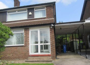 Thumbnail 3 bed semi-detached house to rent in Stoneyfield, Stalybridge
