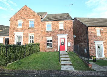 3 bed semi-detached house for sale in Chester Court, Hemsworth, Pontefract, West Yorkshire WF9