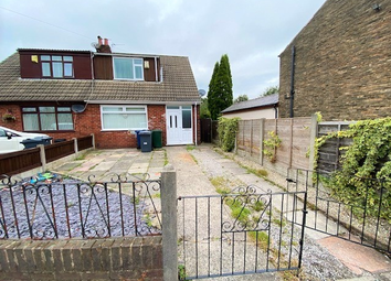 Thumbnail 3 bed semi-detached bungalow for sale in Ormskirk Road, Upholland