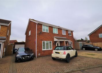 3 bed semi-detached house for sale in East Rising, East Hunsbury, Northampton NN4