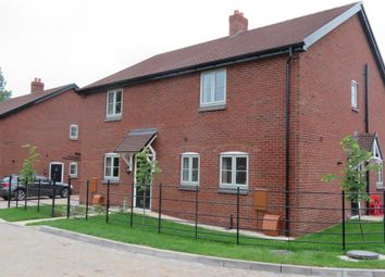 Thumbnail 2 bed mews house for sale in Rodington Fields, Rodington, Shrewsbury