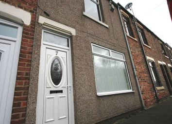 Thumbnail 2 bed terraced house for sale in Church Street, Stationtown, Wingate, Durham