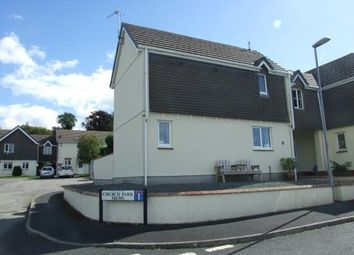 Thumbnail 2 bed link-detached house for sale in Wadebridge, Cornwall, England