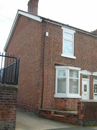Thumbnail 2 bedroom semi-detached house to rent in Main Street, Rotherham
