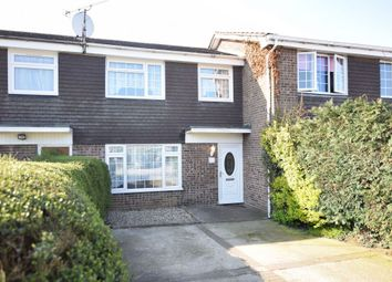 Thumbnail 3 bed terraced house for sale in Finer Close, Clacton-On-Sea