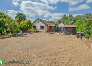 Thumbnail 3 bed bungalow for sale in Nursery Road, Nazeing, Waltham Abbey