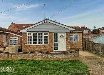 Thumbnail 2 bed detached bungalow for sale in Thelma Avenue, Canvey Island, Essex