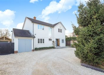 Thumbnail 4 bed detached house for sale in Croft Road, Spencers Wood, Reading, Berkshire