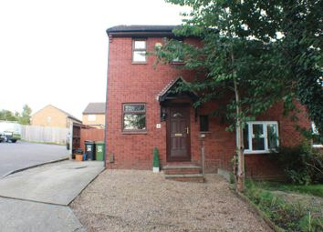 Thumbnail 2 bed end terrace house for sale in Diligence Close, Bursledon, Southampton