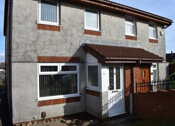 Thumbnail 2 bed semi-detached house to rent in Lon Enfys, Llansamlet
