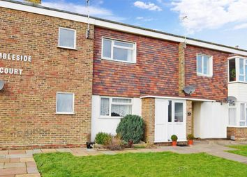 Thumbnail 2 bed flat for sale in Ambleside Avenue, Telscombe Cliffs, East Sussex