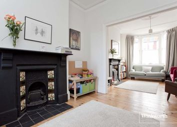 Thumbnail 3 bed terraced house to rent in Beresford Road, Harringay