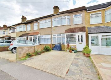 Thumbnail 3 bed terraced house for sale in Riversdale Road, Romford