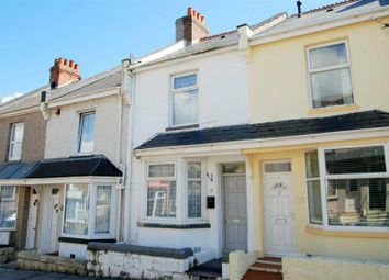 Thumbnail 2 bed terraced house to rent in Renown Street, Keyham, Plymouth