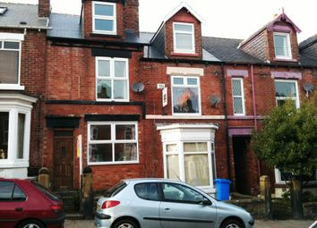 Thumbnail 3 bed terraced house to rent in Everton Road, Sheffield