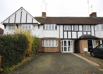 Thumbnail 3 bed terraced house for sale in The Close, Harpenden, Hertfordshire