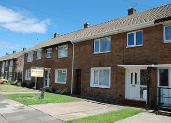 Thumbnail 3 bed terraced house to rent in Newsham Road, Blyth
