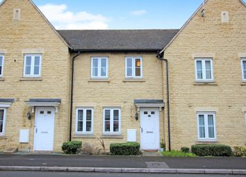Ashcombe Crescent, Witney, Oxon OX28. 3 bed terraced house for sale