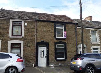 Thumbnail 3 bed terraced house for sale in Mackworth Terrace, St Thomas, Swansea