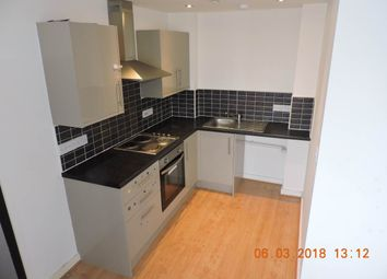 Thumbnail 1 bed flat to rent in Barnsley