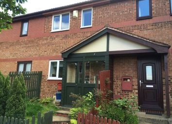 Thumbnail 2 bed terraced house to rent in Primatt Crescent, Shenley Church End, Milton Keynes