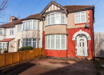 Thumbnail 3 bed end terrace house for sale in Rydal Crescent, Perivale, Middlesex
