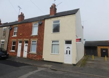 Thumbnail 2 bed end terrace house to rent in Titchfield Street, Mansfield