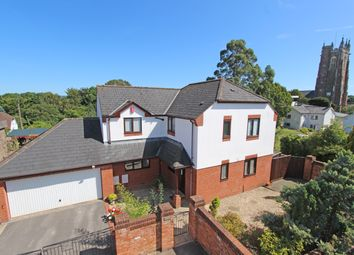 Thumbnail 4 bed detached house for sale in Jarmans Court, Cullompton
