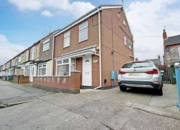 Thumbnail 2 bed end terrace house for sale in Melbourne Street, Hull