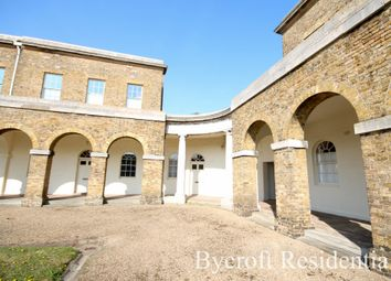 Thumbnail 3 bed flat for sale in Royal Naval Hospital, Great Yarmouth