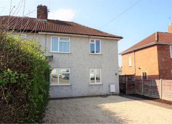 Thumbnail 3 bed semi-detached house for sale in Meadow Grove, Bristol