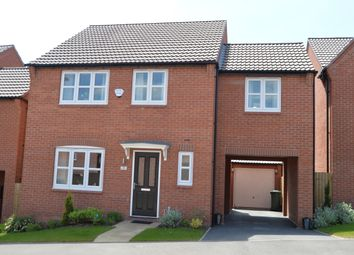 Thumbnail 4 bedroom detached house for sale in Henhurst Hill, Burton-On-Trent