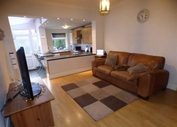 Thumbnail 3 bed terraced house to rent in Welles Street, Sandbach, Cheshire