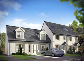 "Thumbnail 3 bed end terrace house for sale in ""The Brodick At Dargavel "" at Barrangary Road, Bishopton"