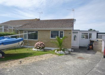 Thumbnail Semi-detached bungalow to rent in Bede Haven Close, Bude, Cornwall