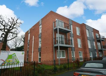 Thumbnail 2 bed flat for sale in Sheen Gardens, Heald Point, Manchester