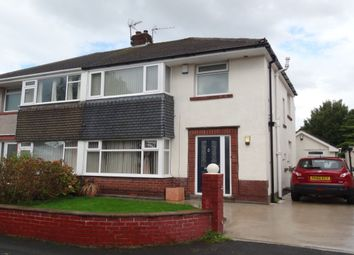 Thumbnail 4 bed semi-detached house for sale in Shire Bank Crescent, Fulwood, Preston
