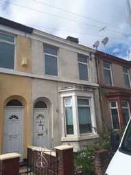 Thumbnail 3 bedroom terraced house for sale in Ruskin Street, Liverpool