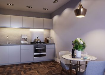 Thumbnail 1 bed flat for sale in Parliament Square Phase 1, Greenland Street, Liverpool