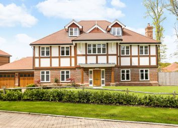 Thumbnail 6 bed detached house for sale in Fern Mead, Cranleigh