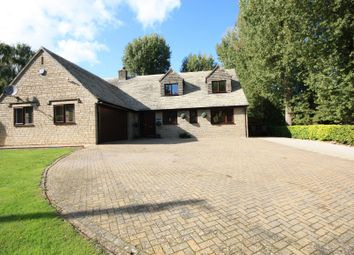 Thumbnail 5 bed detached house for sale in Mill Lane, Stanton Fitzwarren