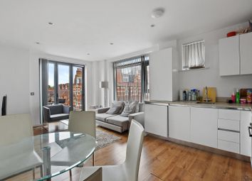 Thumbnail 1 bed flat to rent in York House, 2 Avonmore Road, London