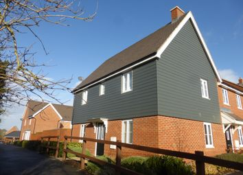 Thumbnail 3 bed detached house for sale in Picket Road, Picket Twenty, Andover