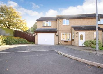 Thumbnail 4 bed semi-detached house for sale in Partridge Close, Covingham, Wiltshire