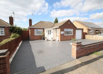 Thumbnail 3 bed detached bungalow for sale in Oakdale Avenue, Stanground, Peterborough
