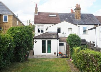 Thumbnail 3 bed end terrace house for sale in Noahs Ark, Kemsing, Sevenoaks
