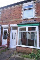 Thumbnail 1 bed terraced house to rent in Claremont Avenue, Reynoldson Street, Hull