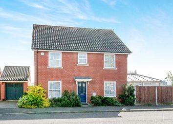 3 bed detached house for sale in Century Road, Eye IP23